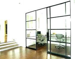 bedroom barn door sliding for glass doors stainless steel hardware white washe