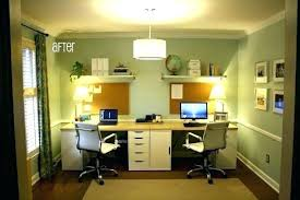 home office furniture for two. Two Person Desk Home Office Furniture Terrific For R