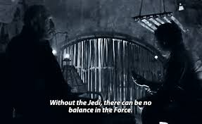 Image result for star wars balance of the force