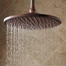 dual rain shower head. 10\ dual rain shower head