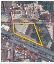 รหัสทรัพย์SJ00533 ขายที่ดิน 2 ไร่เศษ คลองเตย สุขุมวิท40 สำหรับสร้างหมู่บ้าน  คอนโด ห้างสรรพสินค้า - POOLPROP.com