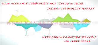 Intraday Trading Tips In Mcx Commodity Market With Kanak Trades