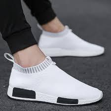 Cork Men Shoes Sneakers <b>Men Breathable Air</b> Mesh Sneakers Slip ...