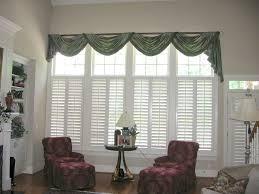 Lovely Valances For Living Room Design Living Room Cool Living Valances For Living Room Window