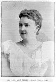 Lady Eleanor Dixon Parkes (1857-1895) - Find A Grave Memorial