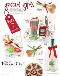 19 Best Pampered Chef Gift Ideas Images On Pinterest intended for Christmas  Gifts Under $10