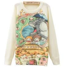 Compare Prices on Totoro Sweater- Online Shopping/Buy Low Price ...