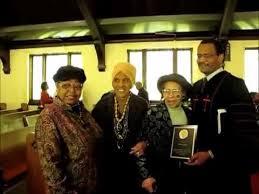 Mildred Rhodes Takoma Park Baptist Church Washington DC Acher Holt  Homebuilder Class March 3 2013 - YouTube