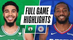 CELTICS at CLIPPERS | FULL GAME HIGHLIGHTS | February 5, 2021 - The Global  Herald
