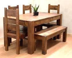 bench kitchen table and chairs amazing woodworking plans designs wooden chair table beautiful in wooden bench