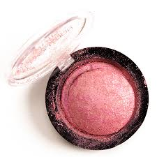 make up revolution all i think about is you baked blusher