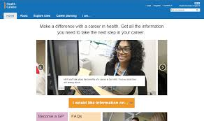 faculty of health and social sciences home health education england is inviting ors to explore the new health careers website which brings together the very best content from the nhs careers