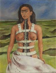 The <b>Broken</b> Column - Frida Kahlo — Google Arts & Culture