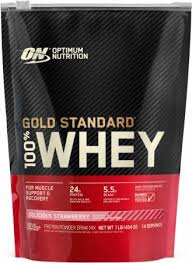 What's in Optimum Nutrition <b>Gold Standard 100</b>% Whey Protein