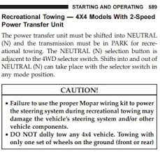 severe shaking problem towing behind motorhome page 12 2014 Aerospace Wire Harness at Wire Harness 68321424aa