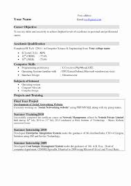 Resume Format For Experienced Accountant Pdf Elegant Best Resume