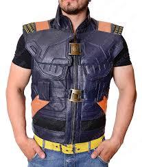 erik killmonger battle armor vest