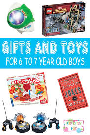 Best Gifts for 6 Year Old Boys in 2017 - Itsy Bitsy Fun