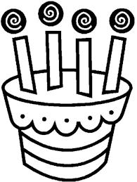 Small Picture 10 Birthday Cake Coloring Page Birthday Coloring pages of