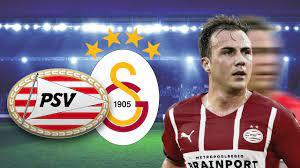 PSV-Gala in der CL-Quali! Götze und Zahavi zerlegen Galatasaray! | PSV  Eindhoven - Galatasaray - YouTube