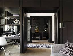 Black Interior Paint 30 black interior and exterior doors creating brighter  home decorating