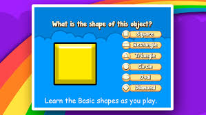 Learning Basics of Shapes and Primary Colors for Growing Kids   Apps ...
