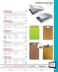 Standard Office Equipment List Demo