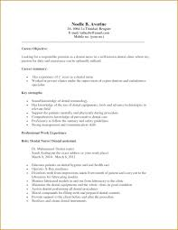 dental assistant resume sample no experience make resume dental assistant student resume