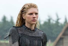 Viking Hairstyle Female katheryn winnick lagerthas hairstyle in vikings strayhair 1895 by wearticles.com