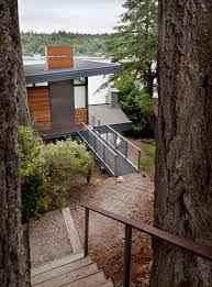 Doug Herron Residential Designs Herron Island Cabin By First Lamp Architects Stunning