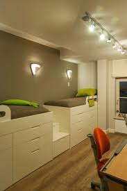 space saving kids furniture. space saving furniture ideas high beds with boxes kids i