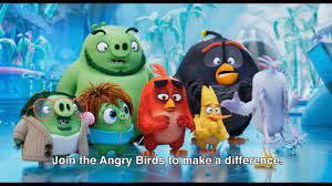 The Angry Birds & The UN Join Forces on the ActNow Climate Campaign -  YouTube