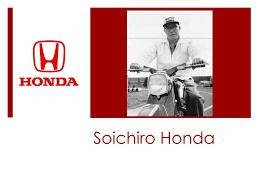 Soichiro Honda Ppt Soichiro Honda Powerpoint Presentation Id 2765860