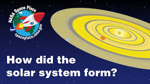 Modeling The Structure Of The Solar System Activity Nasa