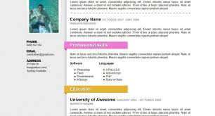 Resume Print Resumes Wonderful Best Resume Creator Free Resume