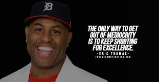 Eric Thomas Quotes Delectable 48 Powerful Eric Thomas Quotes Top 48 Rules For Success