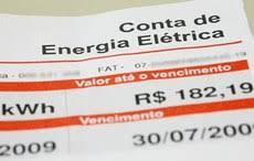 Resultado de imagem para bandeira vermelha na conta de energia
