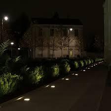 Square Recessed Outdoor Lighting Fixtures Recessed Floor Light Fixture Led Square Outdoor