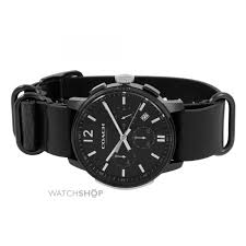 """men s coach bleecker chronograph watch 14602021 watch shop comâ""""¢ nearest click collect stores"""