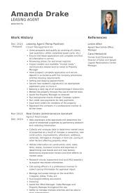 Zoning Officer Sample Resume Lovely Leasing Manager Resume 13