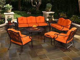 lovable orange patio furniture sets cast aluminum patio furniture orange county ca outdoor sofas