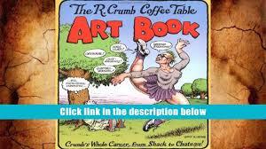 full pdf the r crumb coffee table art book kitchen sink press