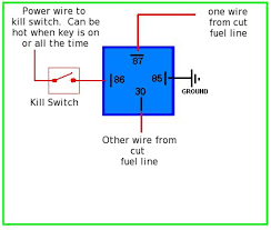 how to fuel pump kill switch security image killswitchrelay jpg