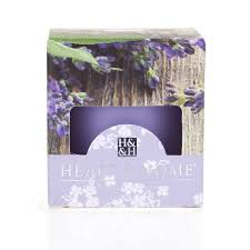 Soothing Scent Designs Heart Home Lavender Sage Votive Scented Candle 52 G 1 83 Oz
