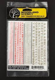 dry transfer decals red gold roman letters numbers large d