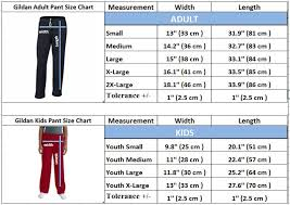 Gildan Size Chart Pants Details About Gildan Heavy Blend Mens Kids Trouser Open Hem Bottoms Plain Sweatpant Jog Pant