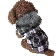 doggy fleece jacket