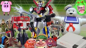 Best toys of the 80 s
