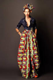 African Pattern Dress Fascinating Thanks I Made Them African Inspired Full Maxi Skirt