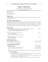 How To Write Federal Resume Unique Resume Objective Examples Entry Level Receptionist For Internships